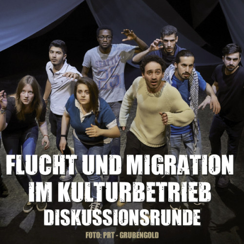 Flight and migration and cultural institutions