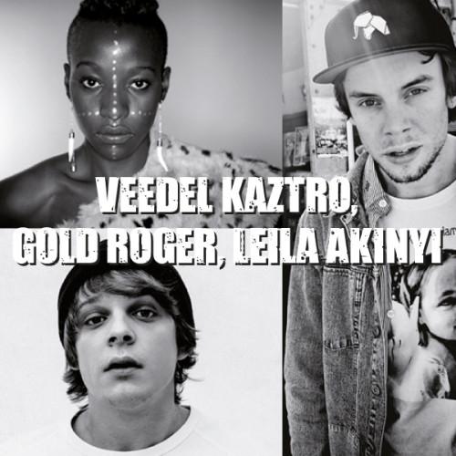 Veedel Kaztro, Gold Roger, Leila Akinyi & DJ Densen