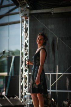 Outdoor-Bühne