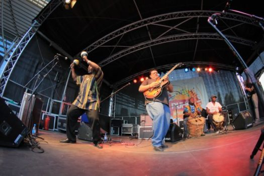 Aurelio & The Garifuna Soul Band