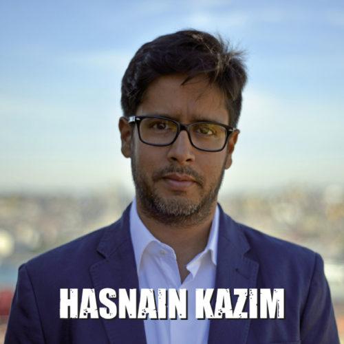 Hasnain Kazim