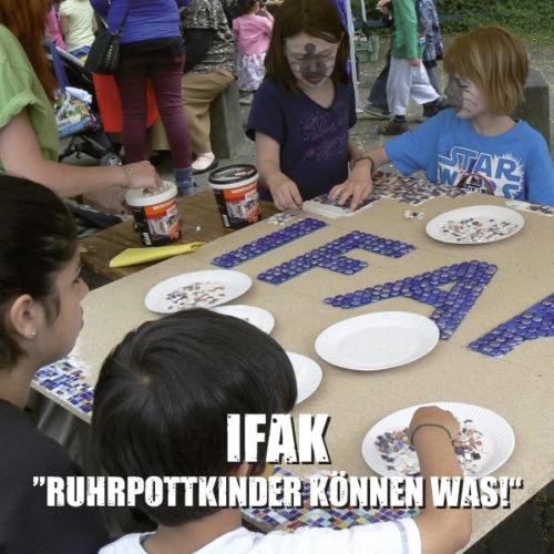 """IFAK – """"Ruhrpottkinder können was!"""""""