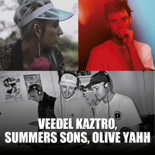 Veedel Kaztro, Summers Sons & Olive Yahh