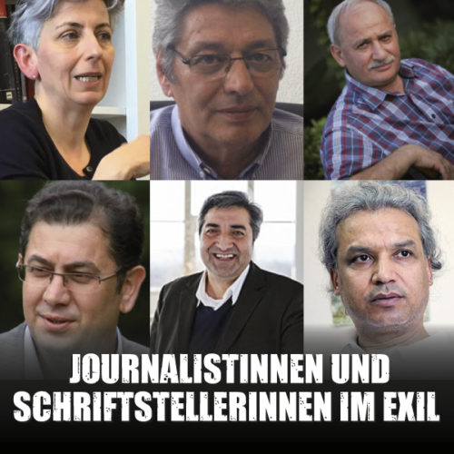 Exile Journalists and Writers