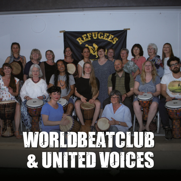 WorldBeatClub & United Voices